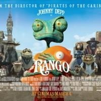"Olağanüstü Bir Animasyon ""Rango"""