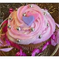 Cupcake Desenli Kupalar/ Bardaklar