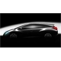 Honda Civic Wagon 2013'de Geliyor!