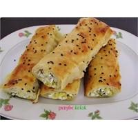 Peynirli-kabaklı Börek