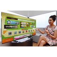 Lg'den Smart Tv Oyun Portalı: Game World