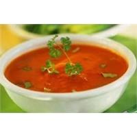 Piliç Etli Pirinç Çorbası