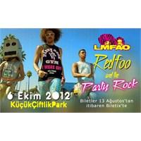 Redfoo & Party Rock Crew İstanbul'da