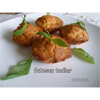 Sebzeli Muffin / Fatosca Tadlar