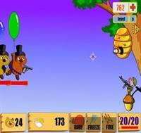Arı Kovanını Koruma Oyunu