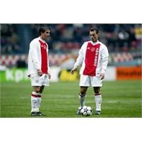 Foto: Ajax Günlerinden Sneijder Ve Van Der Vaart