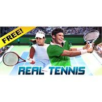 Real Tennis İphone İçin Bedava Tenis Oyunu