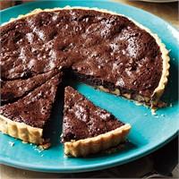 Günün Tatlısı: Çikolatalı Tart Tarifi