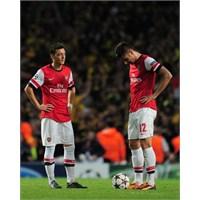 Olmadı: Arsenal 1-2 Borussia Dortmund