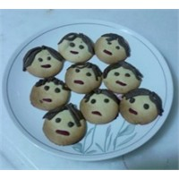 Mini Çörekler Yapıyoruz