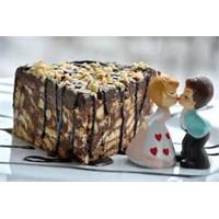 Mozaik Pasta Yapılışı