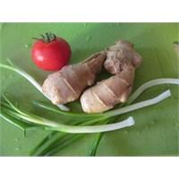 Zencefilli Salata Sosu
