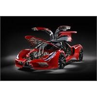 Ferrari Bisiklet: Fahrradi