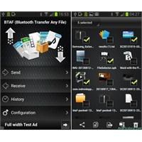 Android Bluetooth İle Dosya Aktarma