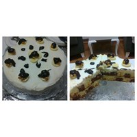 Dalmaçyalı Pasta Tarifim