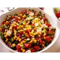 Mısır Salatası Tarifim