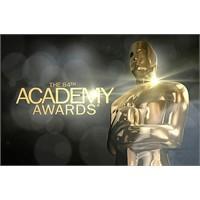 Oscar'lar Sahiplerini Buldu!