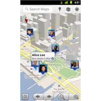 Google, Latitude'e Check İn Mekanizması Ekliyor