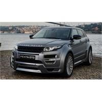 Hamann Range Rover Evoque İstanbul'da
