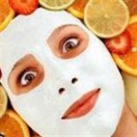 Yağlı Ciltler İçin Limonlu Maske