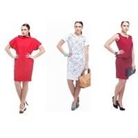 2013 Adil Işık Büyük Beden Yazlık Elbise Modelleri