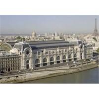Paris'in En Önemli Müzelerinden Orsay Müzesi