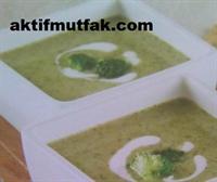 Brokoli Çorbası (kremalı) Nasıl Yapılır?