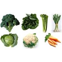 Kış Sebzelerinin Faydaları Nelerdir ?