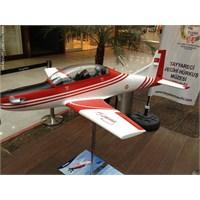 Bu Yaka Avm'deki Havacılık Sergisi
