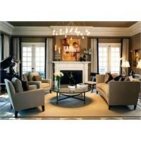10 Klasik Oda Tasarımı Ve Dekorasyonu