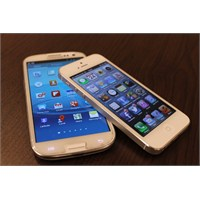Samsung Galaxy S3 Vs İphone Any
