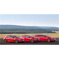 Opel Astra'ya Makyaj Operasyonu