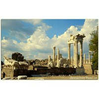 """Bergama """" Pergamon """" Antik Çağın Metropolü"""