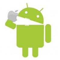 Android, Apple İos'a Fark Attı