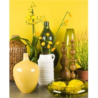 Sarı Renkli Dekorasyon Fikirleri