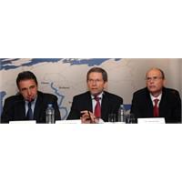 Nabucco Proje Destek Anlaşmaları İmzalandı