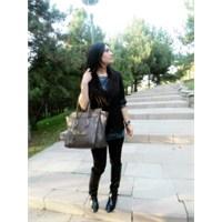 Siyah Blazer Ceket Kombini