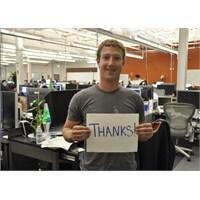 Facebook 1 Milyar Kullanıcıya Erişti