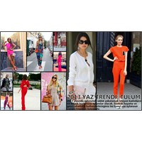 2013 Yaz Trendi: Tulum