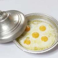 Kaymaklı Yumurta