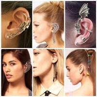 Modası Geldi: Ear Cuff Küpeler