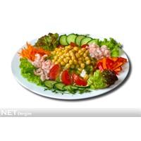 Salata diyetiyle 3 kilo verin - Dİyet