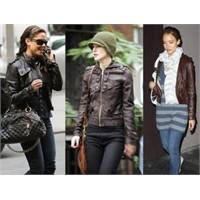 Deri Ceketler, Hangi Parçalarla Kombinlenebilir?