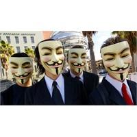 Ünlü Hacker Grubu Anonymous Hırsız-mı?