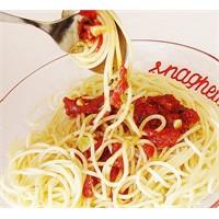 Napolitan Soslu Spaghetti