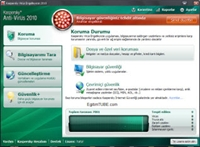 Kaspersky Anti-virus   İnternet Security 2010 Türk