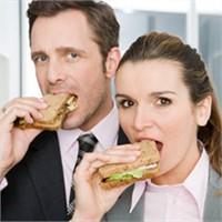 Çalışırken kilo vermenin ipuçları