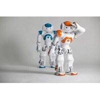 Otizmli Kişilerin, Yaşlıların Yeni Dostu Nao Robot