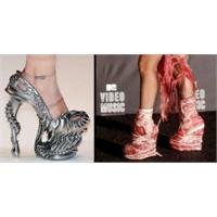 İlginç ve şık ayakkabı modelleri