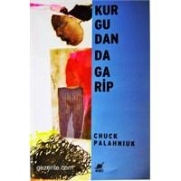 "Chuck Palahniuk'in Yeni Kitabı ""Kurgudan Da Garip"""